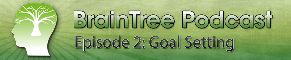 Episode 2 – Goal Setting