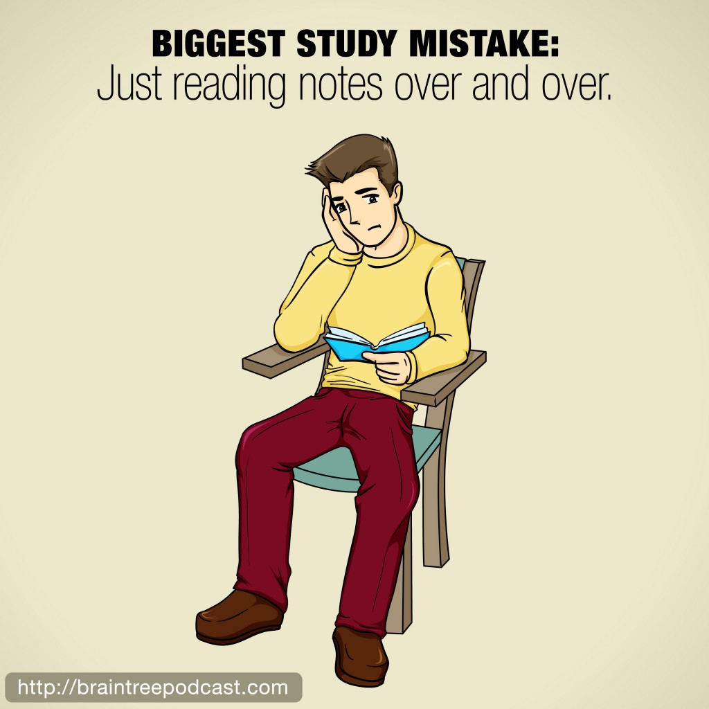 Biggest study mistakes
