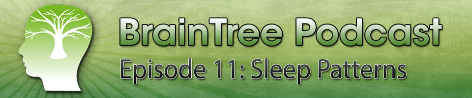 Episode 11 – Sleep Patterns
