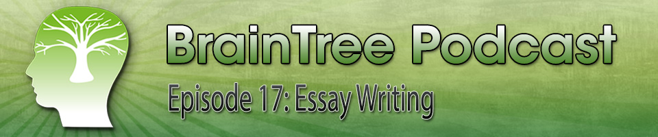 Episode 17 – Essay Writing