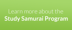 learn more about the study samurai program